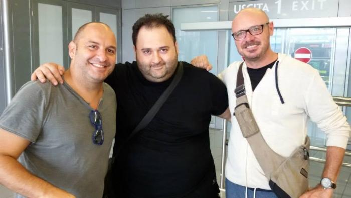 Gianluca ''Scintilla'' Fubelli e Leonardo Manera - Nico