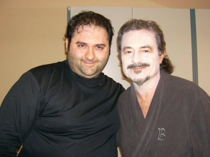 Massimo Dapporto - Nico