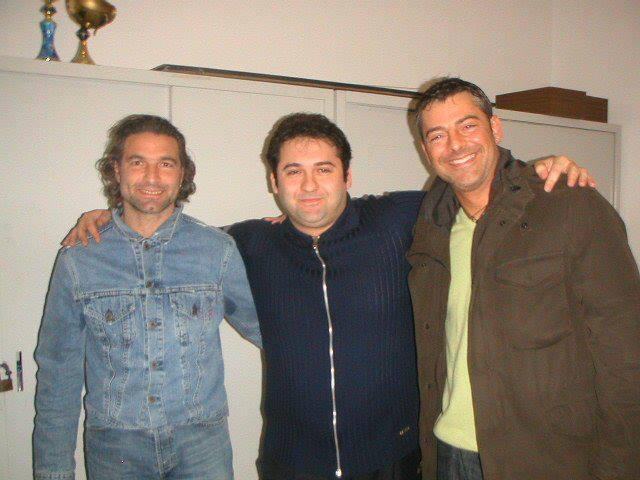 Mino Francioso e Claudio Bonaccorsi