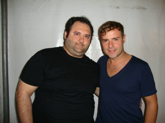 Paolo Meneguzzi - Nico