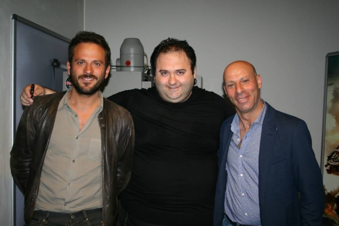 Pippo Mezzapesa e Pinuccio Lovero - Nico