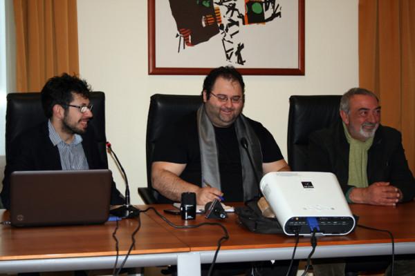 Presentazione corti Marco Nocera