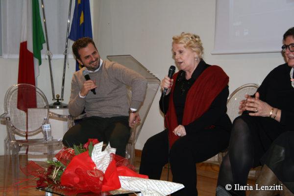 Presentazione libro Katia Ricciarelli